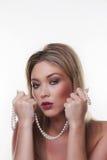 Beauty headshots Royalty Free Stock Photos