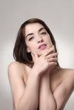 Beauty headshots Royalty Free Stock Photography