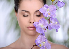 Beauty and Health Stock Photo