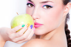 Beauty and health Royalty Free Stock Photography