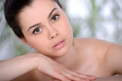 Beauty and Health Stock Image