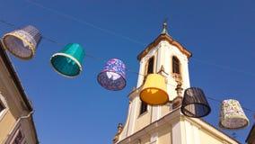 Szentendre Hungary. Beauty hungarian city Royalty Free Stock Image