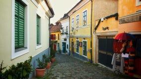 Szentendre Hungary. Beauty hungarian city Stock Photography