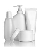Beauty hygiene container Royalty Free Stock Photography