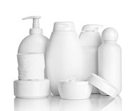 Beauty hygiene container Stock Image