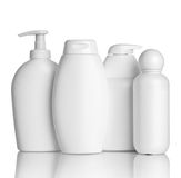 Beauty hygiene container Royalty Free Stock Photos