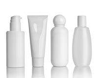 Beauty hygiene container Stock Photos