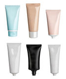 Beauty hygiene tube Stock Image