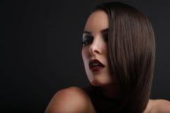 Beauty Image of a Beautiful Woman Stock Photos