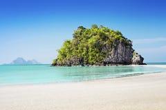 Beauty island Stock Photo