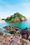 Beauty island in Thailand Royalty Free Stock Photography