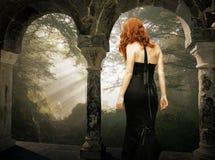Beauty, Lady, Dress, Girl Royalty Free Stock Photography