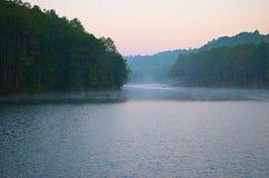 Beauty lake Stock Photography
