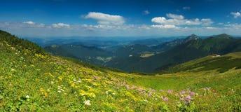 Beauty landscape Stock Photography