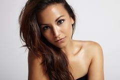 Free Beauty Latin Woman Portrait Stock Image - 91720851