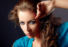 Beauty Lera Royalty Free Stock Images