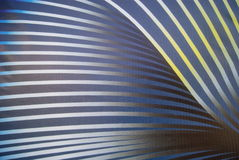 The beauty of the lines of the murals Royalty Free Stock Photography