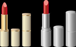 Beauty, Lipstick, Skincare Stock Image