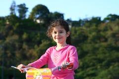Beauty little girl Stock Photo