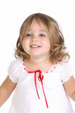 Beauty a little girl Royalty Free Stock Photo