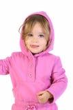 Beauty a little girl Stock Photo