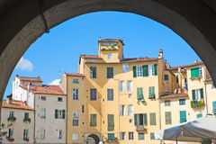 Beauty of Lucca Stock Image