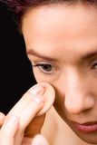 Beauty make up Royalty Free Stock Photos