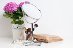 Beauty and make-up concept Royalty Free Stock Images