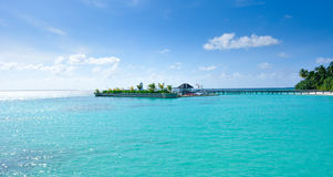 The beauty of Maldives Stock Images