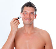 Beauty man Royalty Free Stock Photo