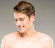 Beauty man Royalty Free Stock Photos