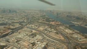 Aerial view , Dubai, United Arab Emirates