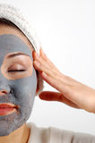 Beauty mask #19 Royalty Free Stock Photography