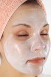 Beauty mask #19 Royalty Free Stock Photo