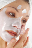 Beauty mask #21 Royalty Free Stock Images