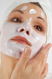 Beauty mask #21 Royalty Free Stock Image