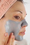Beauty mask #23 Royalty Free Stock Photography