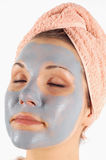 Beauty mask #33 Royalty Free Stock Photos