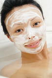 Beauty mask Stock Photos