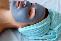Beauty mask #8 stock image