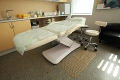 Beauty massage parlor Royalty Free Stock Image
