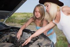 Beauty mechanic Stock Images