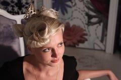 Beauty model Royalty Free Stock Photography
