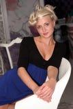 Beauty model Royalty Free Stock Photos