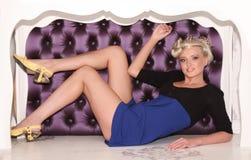 Beauty model Stock Photo