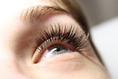 Free Beauty Model With Long Eyelashes Stock Images - 118445894
