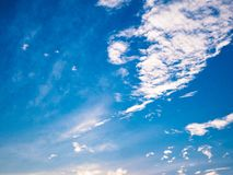 Beauty nature, Blue sky clear view stock photography