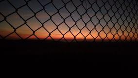 Fences royalty free stock image