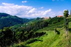 Styrian Landscape royalty free stock photography
