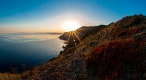 Beauty nature landscape Crimea Stock Image